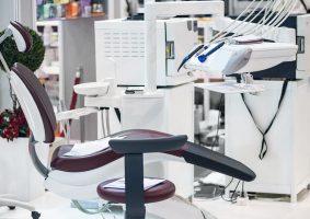 gabinet stomatologiczny w Szczecinie